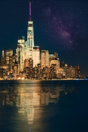 New York City, Manhattan, New York City 写真素材 - 129896469