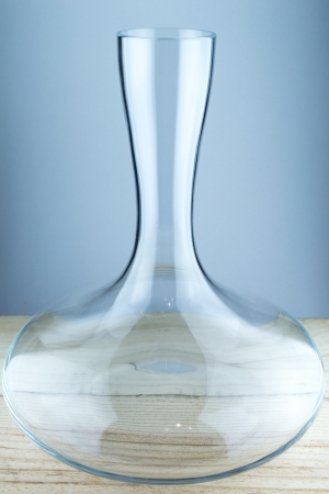 decanter: Elegance glass wine decanter