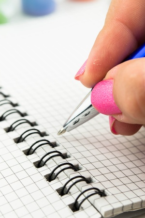 essay: Pen and paper  Essay Writing