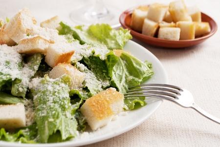 ensalada de tomate: Ensalada César