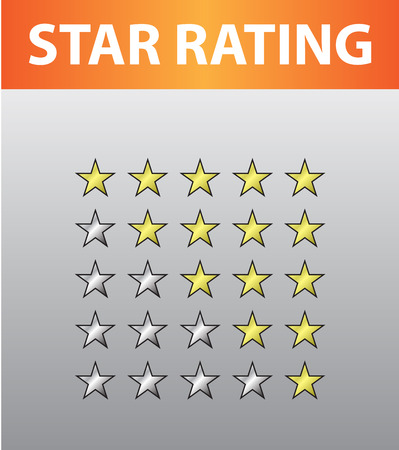 star rating: Star rating