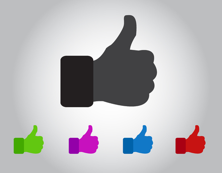 thumbs up: Thumbs up set