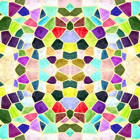 background kaleidoscope: Abstract kaleidoscope background or texture, colorful texture Stock Photo