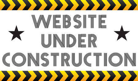 website: Website under construction