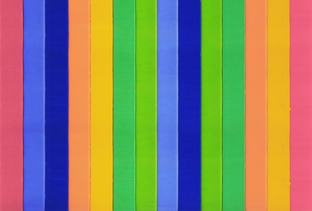 Colourful Lines Stock Photo