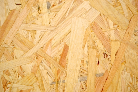 wood particle board background  photo