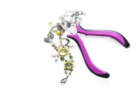 tools to create jewelry photo