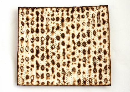 matzah: jewish passover matzah
