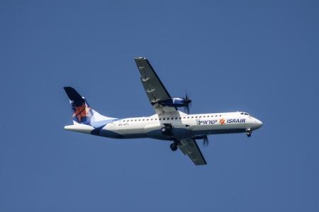 Aerospetiale ATR-72-212A passenger turboprop