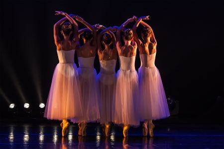 concert of the School of Ballet photo