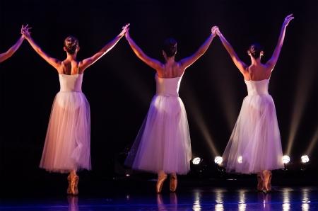 balletic: concert of the School of Ballet