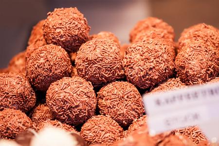 asserts: handmade chocolates ball