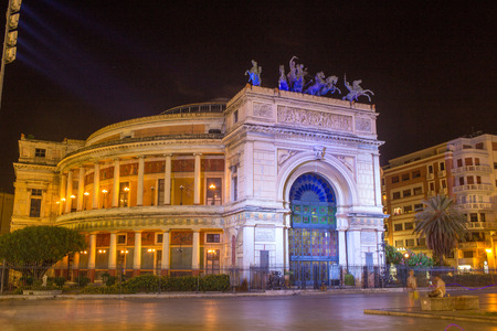 Theatre  Politeama Garibaldi