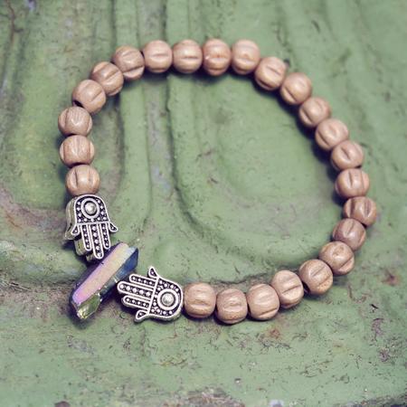 titanium: Beautiful esoteric bracelet