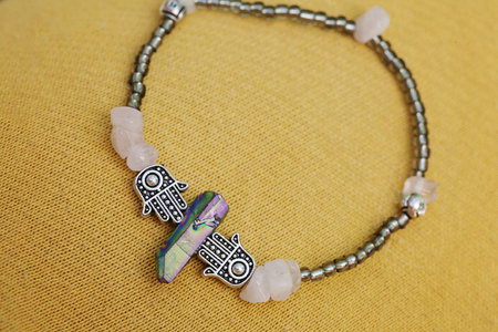 yogini: Beautiful esoteric bracelet