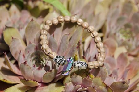 Beautiful esoteric bracelet