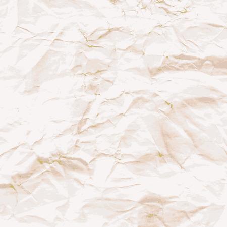 crumpled: crumpled paper texture vector