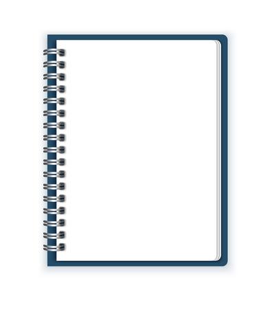 notebook paper: Notebook paper vector