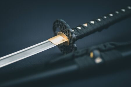 Katana traditional Japanese sword