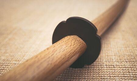 Bokken Japanese training sword