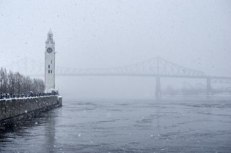 Montreal Ice Canoe Challenge 2013