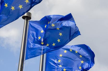 eec: European Flags