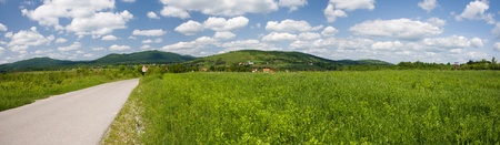 Croatian countryside photo
