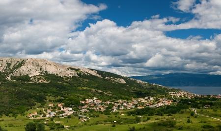 krk: Baska, island Krk