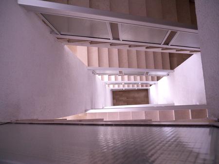 stairwell: stairwell Stock Photo