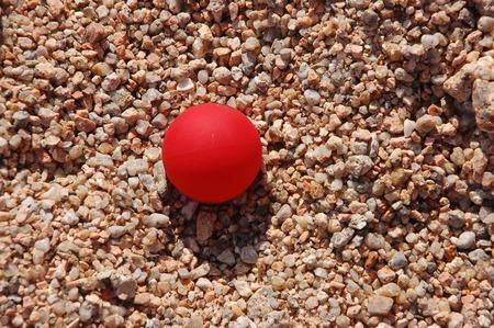 pinball: red ball