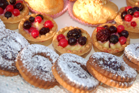 cannoli pastry: pastry shop