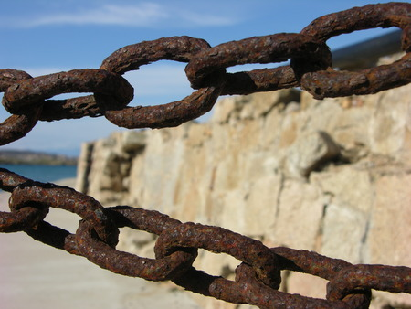 exfoliate: old chains