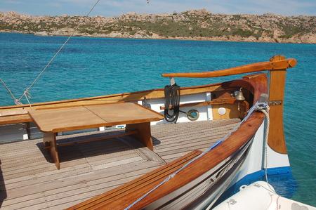 timon barco: tim�n de la embarcaci�n