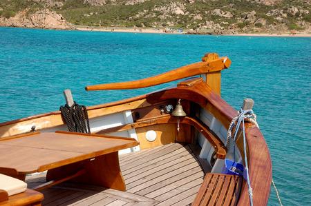 helm boat: timón de la embarcación