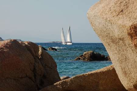 ices: frame of granite and sea
