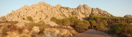 Nature and granite