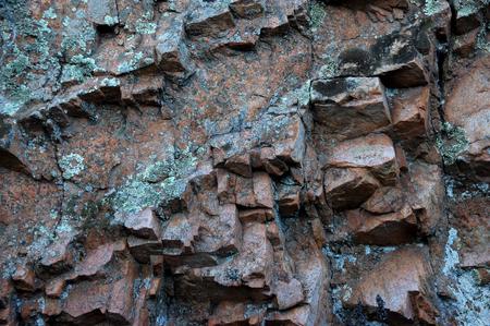 古い花崗岩 写真素材