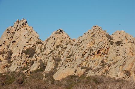 granite mountains