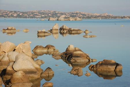view the low tide Stock fotó