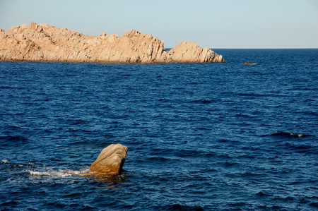 rocks from the sea (d)