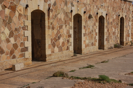 doors of the military past