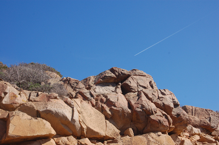 granite and sky