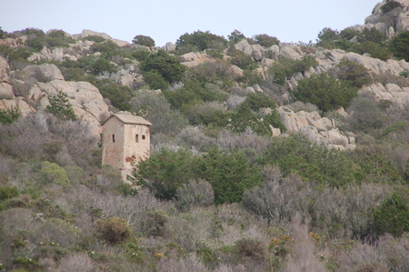 old observatory for a guard
