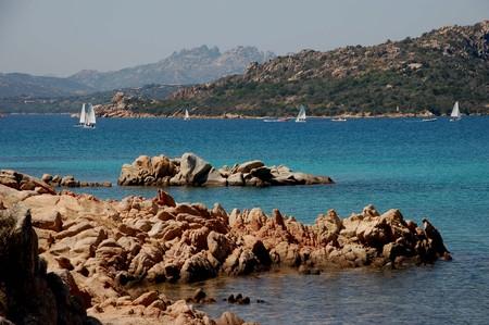 sailing and holidays Stock fotó