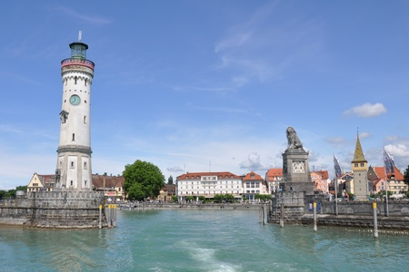 exit port of lindau