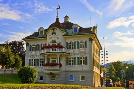 schwangau: J&auml,gerhaus  Hunter House  Schwangau Bavaria