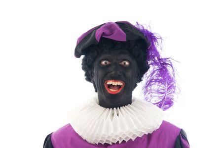 Zwarte Piet is a Dutch tradition during