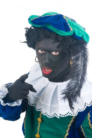 Zwarte Piet is a Dutch tradition during