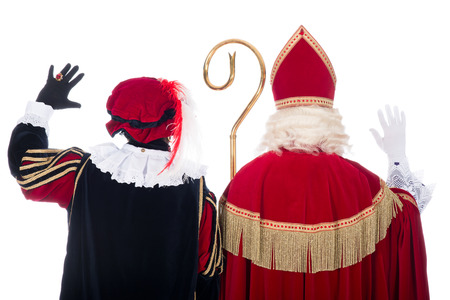 nicolas: Zwarte Piet (Black Pete) is a character, part of a  Dutch tradition called Sinterklaas, which is celebrated at December the fifth.