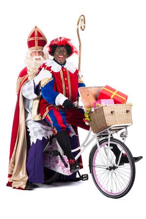 """sinterklaas: Zwarte Piet (schwarz Pete) ist ein Charakter, ein Teil der niederl�ndischen Tradition namens """"Sinterklaas"""", der Dezember der f�nften gefeiert wird."""